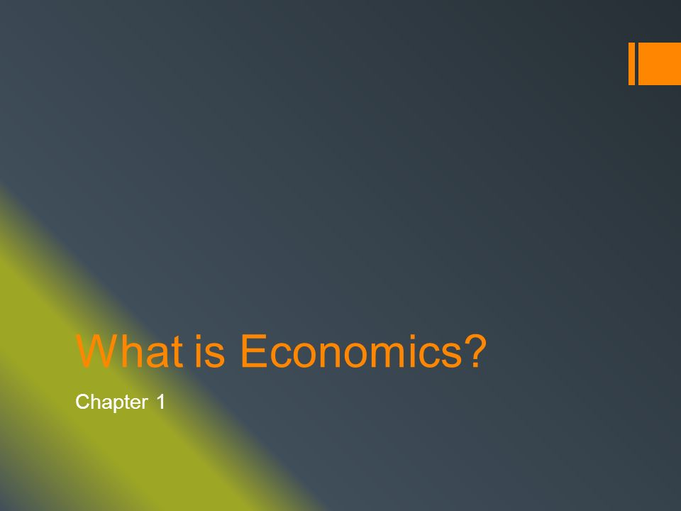 A quick Overview of Economics Chapter 4 and 6 of CBSE Class 11