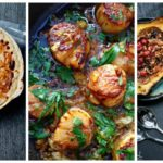 Tasty Dishes Dressed for Christmas