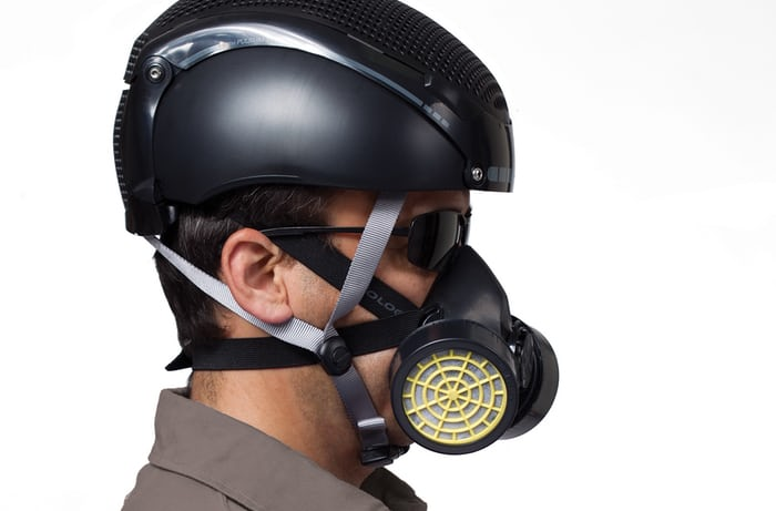 Drive freely with dust mask for bike riding