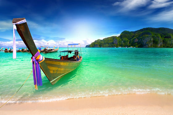 Travel in Thailand
