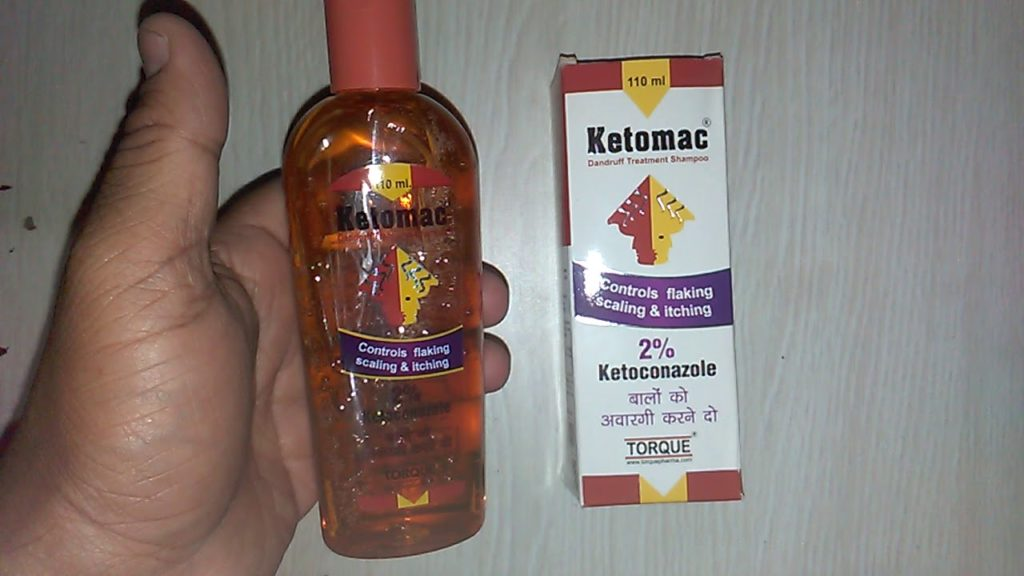 Improving the Nature of the Scalp with the Perfect Ketomac Dandruff Shampoo
