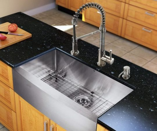 Types of Kitchen Sink for Your Home