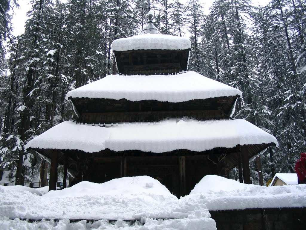 Visiting Hadimba Devi Temple – One of the Most Sacred Places in Manali