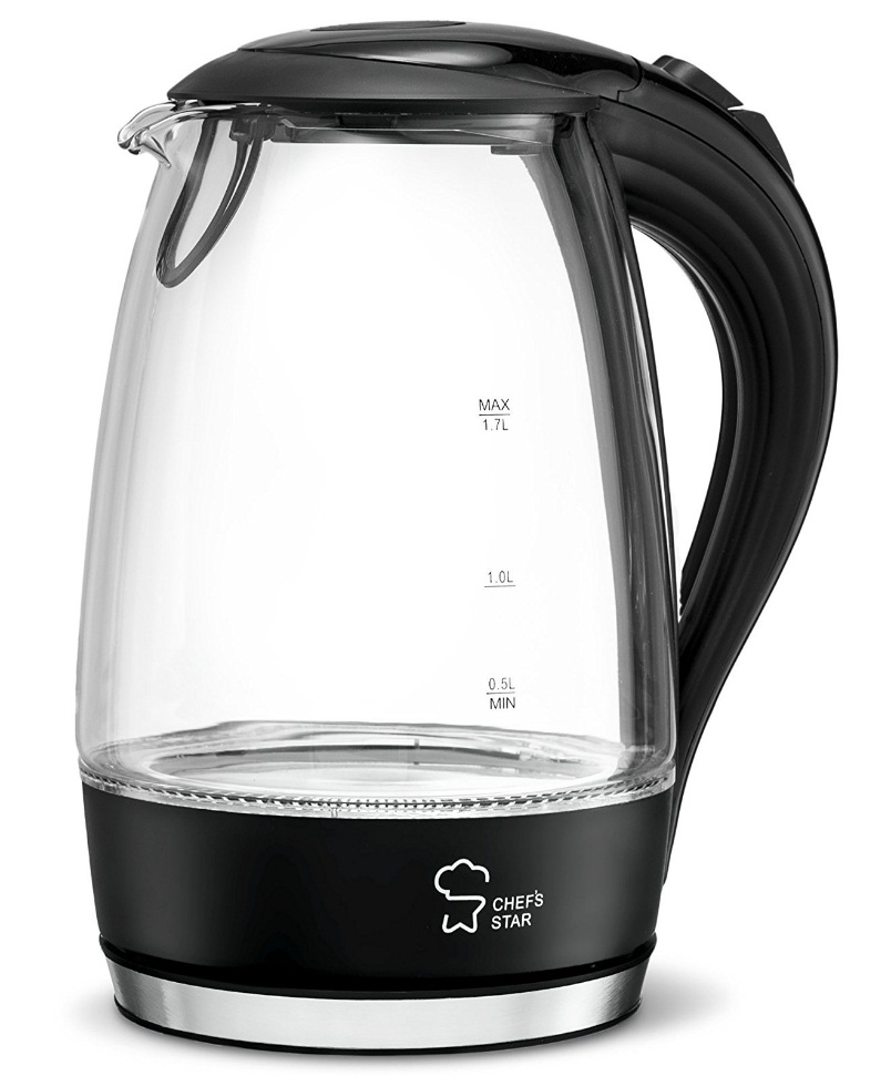 The Electric Kettle, Essential for the Lovers of Infusions