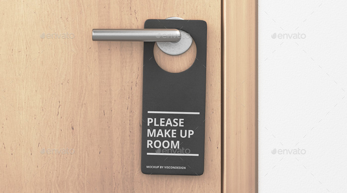 Color Door Hanger Printing Is Cheap Advertising That Works