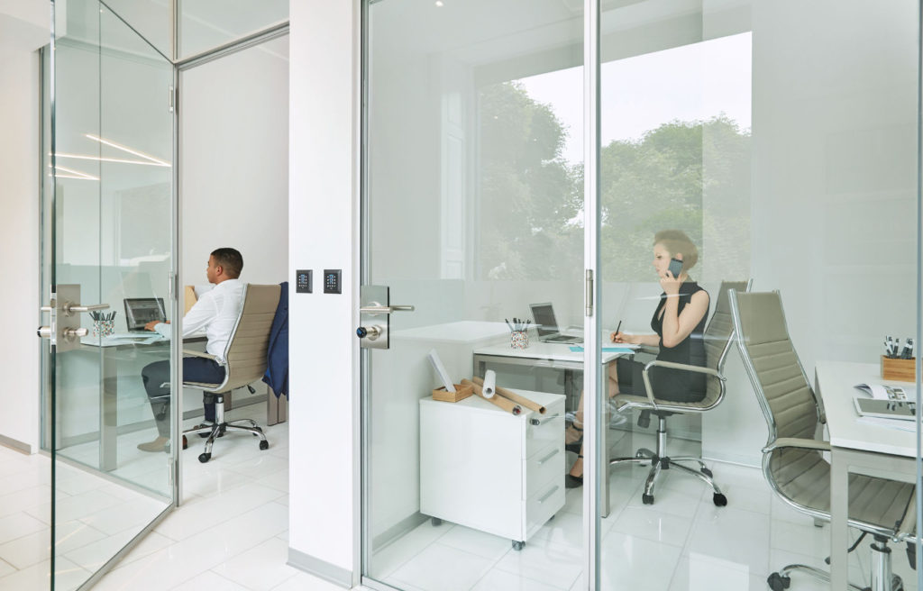 Benefits of shared offices