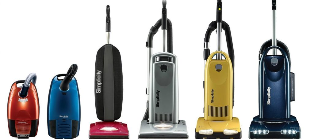 Kinds of Vacuum Cleaners