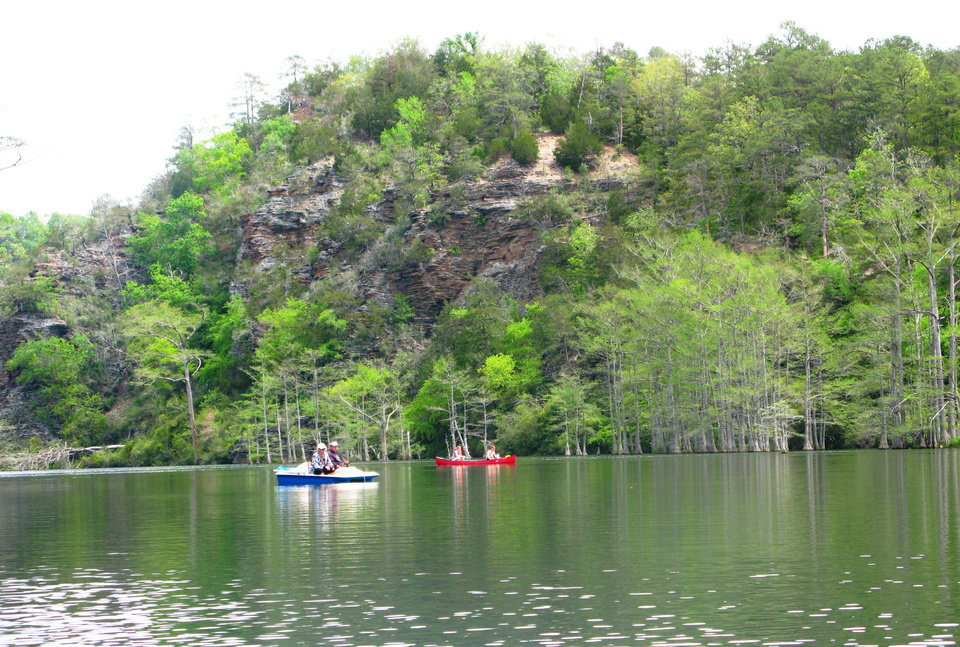 4 Things to Do During Your Stay at Beavers Bend State Park
