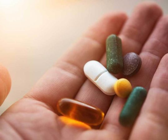 The Benefits of Combining Supplements with Weight Loss